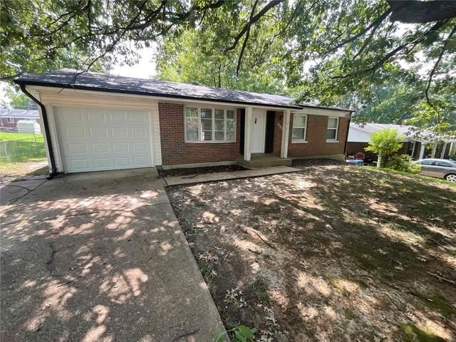 1542 Beecher Drive, St Louis, MO 63136 (#21068242) :: Peter Lu Team