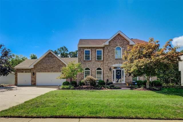 539 Autumn Oaks Drive, Ellisville, MO 63021 (#21068292) :: Jenna Davis Homes LLC