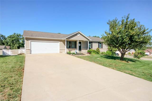 9 Stonegate Drive, Troy, MO 63379 (#21068302) :: Clarity Street Realty
