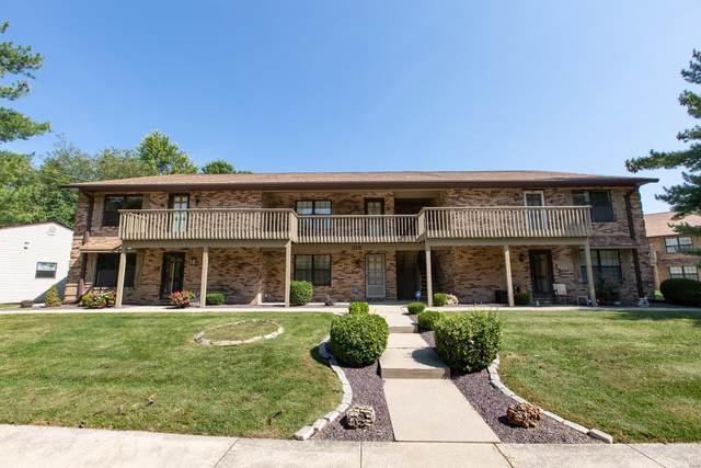 218 Shoreline Drive #6, O'Fallon, IL 62269 (#21068308) :: The Becky O'Neill Power Home Selling Team