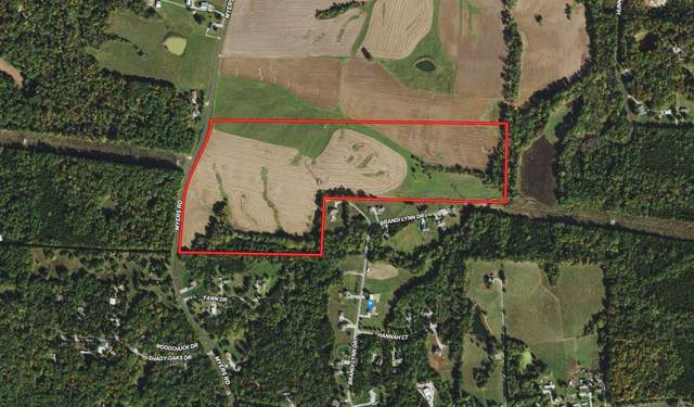 60 +/- Acres Myers Rd, Troy, MO 63379 (#21068312) :: Delhougne Realty Group