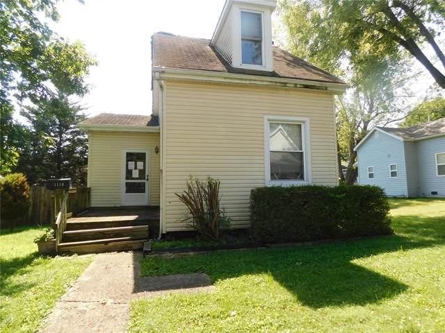 1114 La Salle, Belleville, IL 62221 (#21068317) :: Delhougne Realty Group
