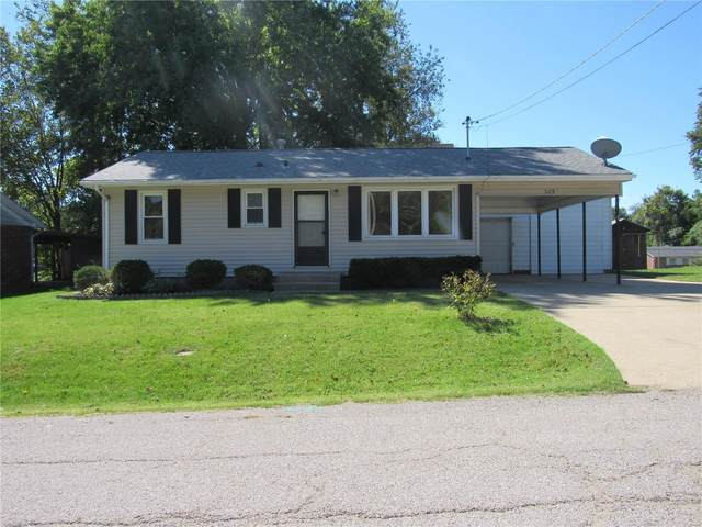 329 Hoffmeister, Alton, IL 62002 (#21068325) :: Clarity Street Realty