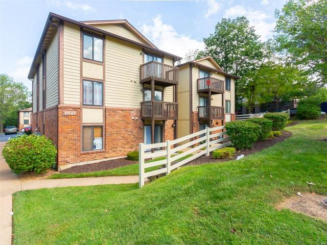 1021 Adworth Drive H, St Louis, MO 63125 (#21068337) :: Clarity Street Realty