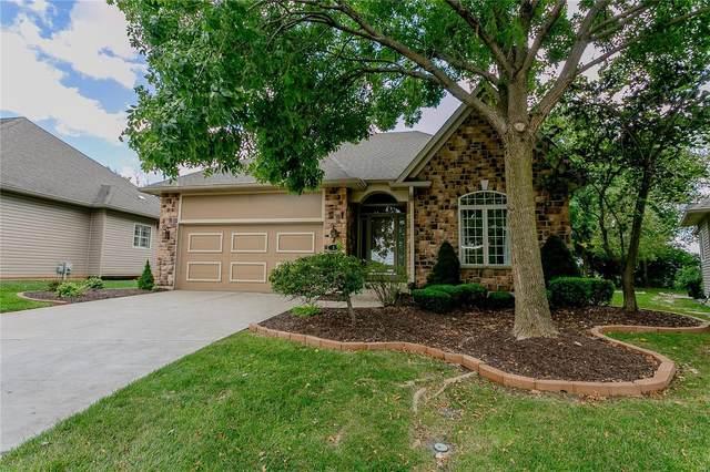3 Palomino Ridge Ct Court, Lake St Louis, MO 63367 (#21068343) :: Clarity Street Realty