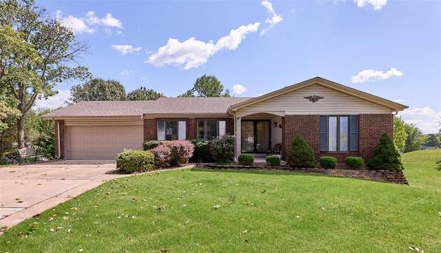 5 Great Knight Court, Manchester, MO 63011 (#21068365) :: Reconnect Real Estate