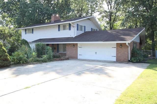119 Boynton Drive, Alton, IL 62002 (#21068381) :: Clarity Street Realty
