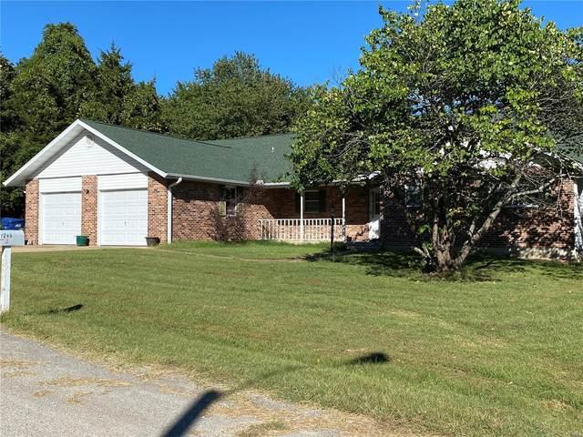 1240 Arrowhead Lane, Houston, MO 65483 (#21068407) :: Friend Real Estate