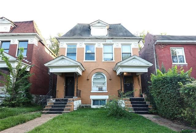 5618 Maple Avenue, St Louis, MO 63112 (#21068421) :: Peter Lu Team