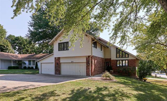 24 Lille Court, Lake St Louis, MO 63367 (#21068445) :: Delhougne Realty Group