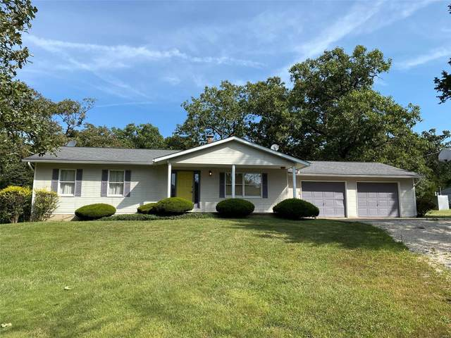 12885 State Route W, Rolla, MO 65401 (#21068459) :: Clarity Street Realty