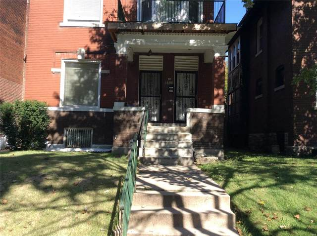 4437 Red Bud Avenue, St Louis, MO 63115 (#21068461) :: Delhougne Realty Group