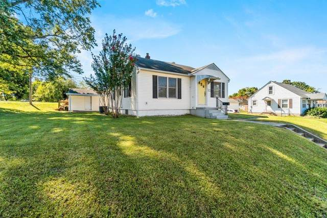 1819 William Street, Cape Girardeau, MO 63703 (#21068462) :: Parson Realty Group