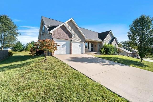 344 Spring Hill Rd, Jackson, MO 63755 (#21068476) :: Delhougne Realty Group