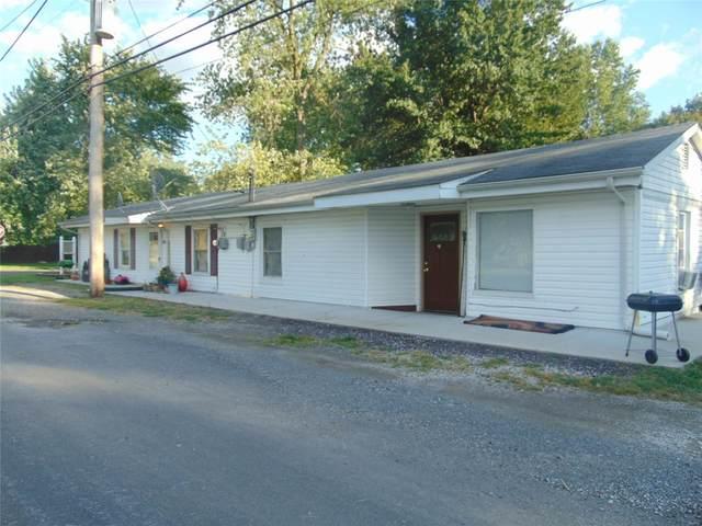 201 Melrose, South Roxana, IL 62087 (#21068480) :: Clarity Street Realty