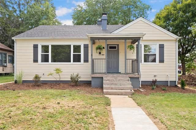 4824 Walter Street, Belleville, IL 62226 (#21068492) :: Delhougne Realty Group