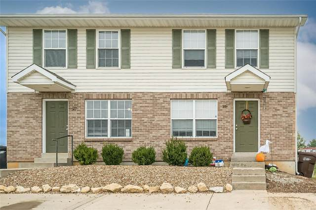 25 Nassau Drive, Moscow Mills, MO 63362 (#21068509) :: The Becky O'Neill Power Home Selling Team