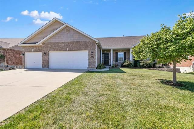1203 Franke Drive, Columbia, IL 62236 (#21068511) :: Finest Homes Network