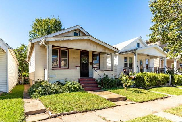 4958 Blow, St Louis, MO 63109 (#21068514) :: Delhougne Realty Group