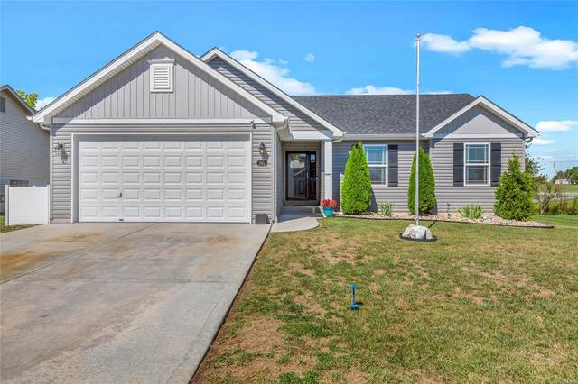 145 Hadley Grove Drive, Moscow Mills, MO 63362 (#21068539) :: Clarity Street Realty