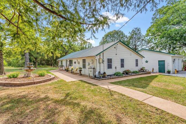 7435 Highway Ff, Lonedell, MO 63060 (#21068543) :: Clarity Street Realty