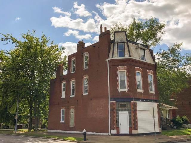 3100 Mount Pleasant Street, St Louis, MO 63111 (#21068546) :: Delhougne Realty Group