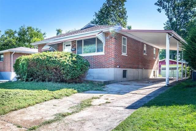 4440 Eminence Avenue, St Louis, MO 63134 (#21068552) :: Jenna Davis Homes LLC
