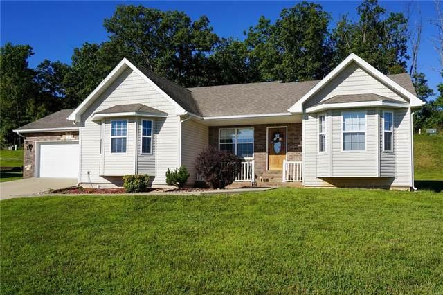 160 Lyle Curtis Circle, Waynesville, MO 65583 (#21068553) :: Walker Real Estate Team