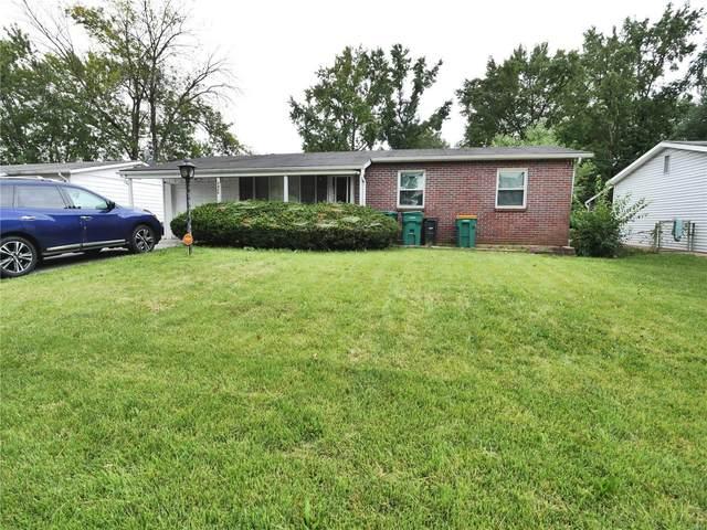 1420 Farmview Avenue, St Louis, MO 63138 (#21068600) :: Parson Realty Group