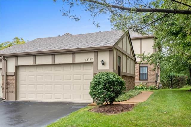 13192 Royal Pines Drive, St Louis, MO 63146 (#21068602) :: RE/MAX Professional Realty