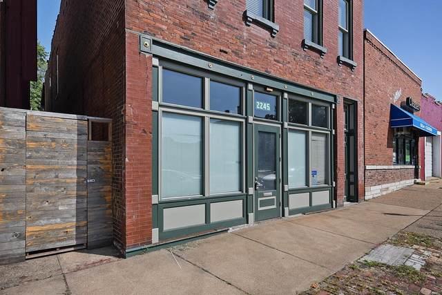 2245 Gravois Avenue, St Louis, MO 63104 (#21068605) :: Hartmann Realtors Inc.