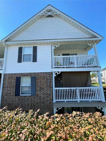 124 Saravalle Drive 2D, Saint Peters, MO 63376 (#21068606) :: Jenna Davis Homes LLC