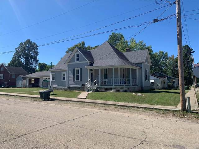 300 Marshall, Fredericktown, MO 63645 (#21068616) :: Clarity Street Realty