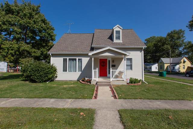 421 E Patterson Street, Mascoutah, IL 62258 (#21068628) :: Matt Smith Real Estate Group