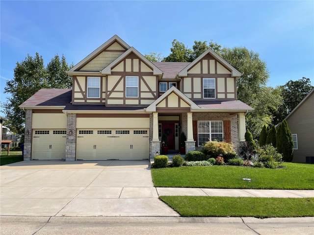 2632 East Avenue, Grover, MO 63040 (#21068644) :: Jenna Davis Homes LLC