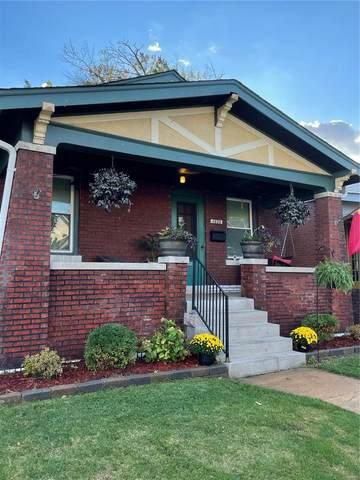 4920 Nagel Avenue, St Louis, MO 63109 (#21068647) :: Delhougne Realty Group