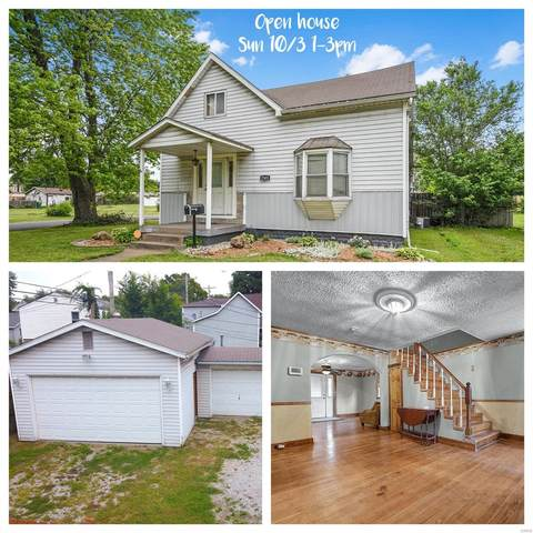 2301 E 25th Street, Granite City, IL 62040 (#21068657) :: Jenna Davis Homes LLC