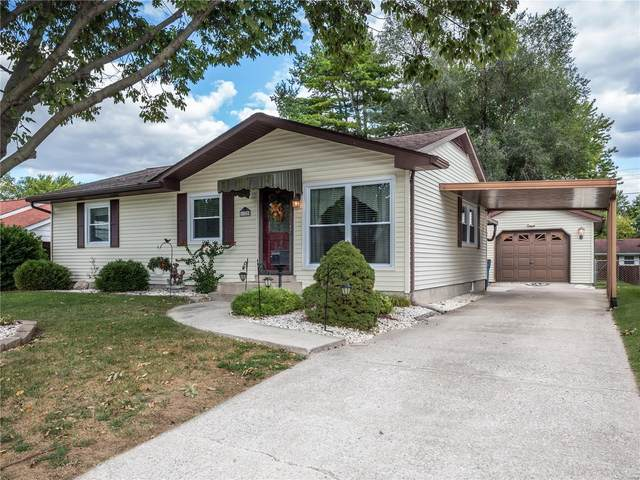 1122 State Street, Collinsville, IL 62234 (#21068659) :: Clarity Street Realty