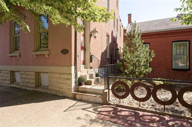 2840 Mcnair Avenue, St Louis, MO 63118 (#21068690) :: The Becky O'Neill Power Home Selling Team