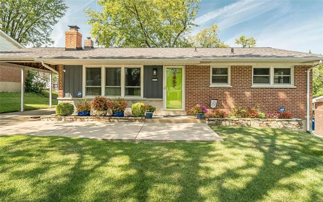 2331 Ruckert Avenue, St Louis, MO 63114 (#21068694) :: Delhougne Realty Group