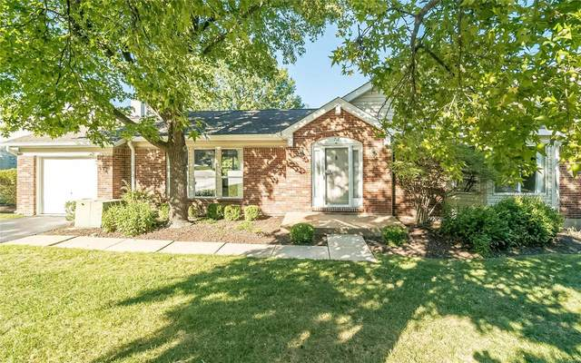 712 Woodside Trails Drive #100, Ballwin, MO 63021 (#21068700) :: The Becky O'Neill Power Home Selling Team