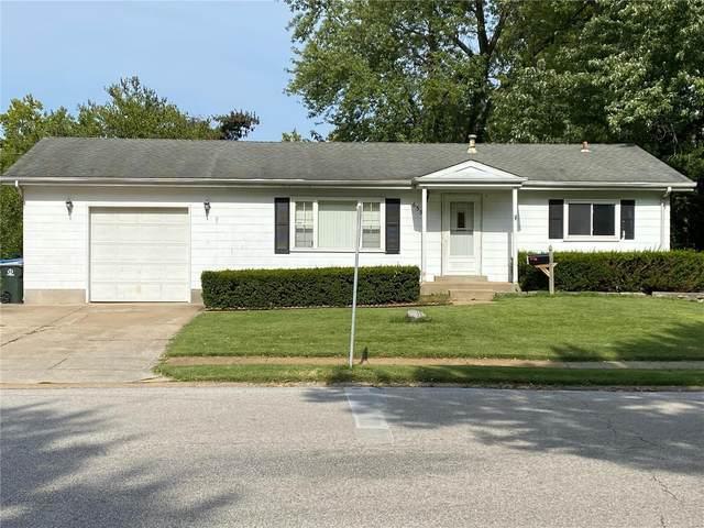 653 Village Square, Hazelwood, MO 63042 (#21068705) :: Delhougne Realty Group