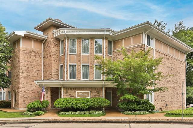 11920 Old Ballas Rd #101, St Louis, MO 63141 (#21068711) :: Clarity Street Realty