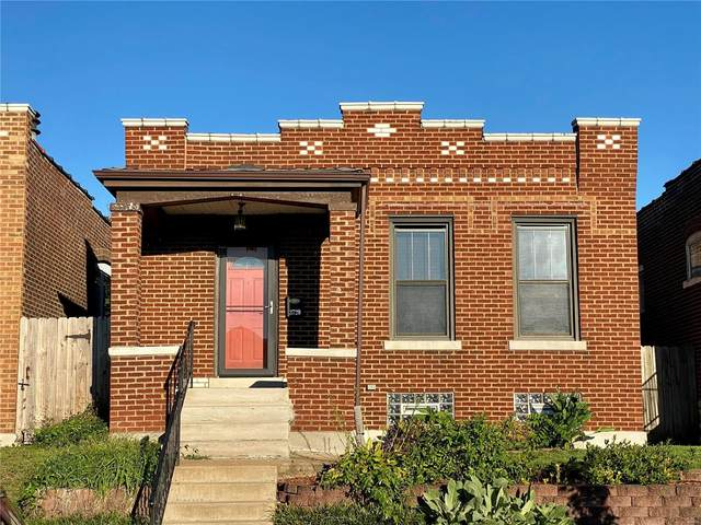 3720 Gustine Avenue, St Louis, MO 63116 (#21068725) :: Clarity Street Realty