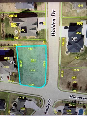 109 Windover, Glen Carbon, IL 62034 (#21068751) :: Hartmann Realtors Inc.
