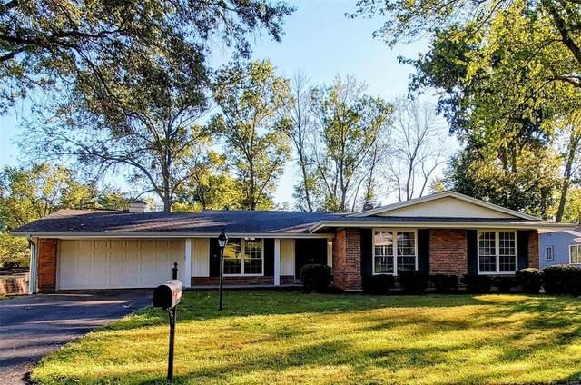 12128 Lake Meade, St Louis, MO 63146 (#21068753) :: Matt Smith Real Estate Group