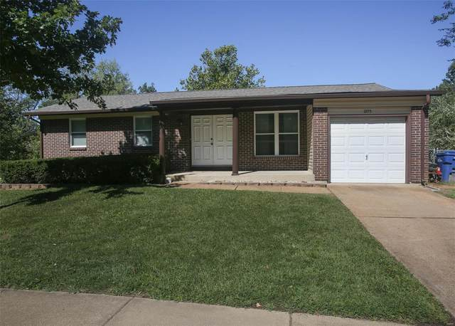 1275 Trails Drive, Fenton, MO 63026 (#21068756) :: Matt Smith Real Estate Group