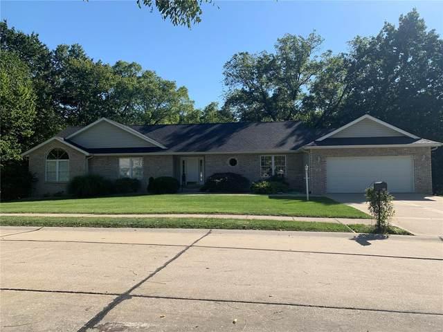 21 Ridgefield Drive, Troy, IL 62294 (#21068758) :: Matt Smith Real Estate Group