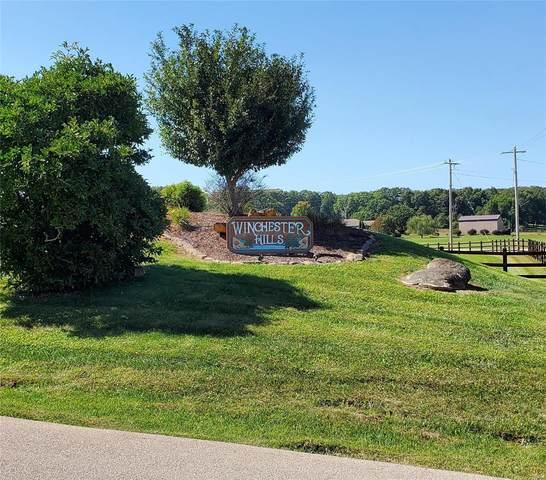 401 Silver Creek, Farmington, MO 63640 (#21068770) :: Clarity Street Realty