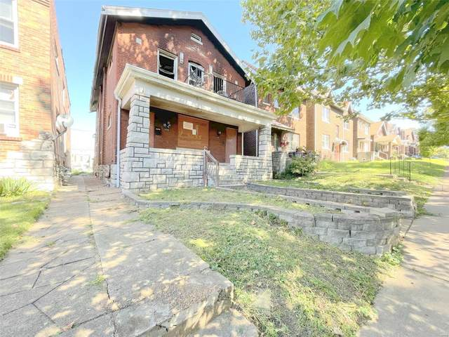 3655 Dunnica Avenue, St Louis, MO 63116 (#21068775) :: Clarity Street Realty